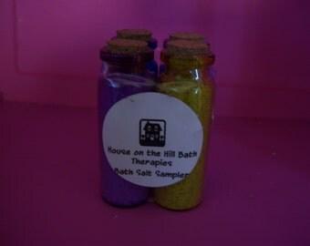 Bath Salt Sampler