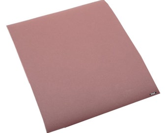 "9"" X 11"" Emery Cloth Back Paper 320 Grit Jewelry Finish Metals Wa 100-003"
