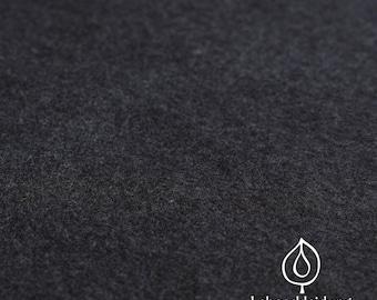 Fleece black mottled life clothing bio