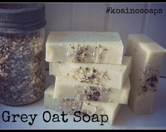 Grey Oat Soap