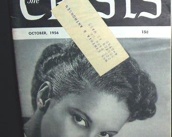 October 1956 Crisis magazine, black interest