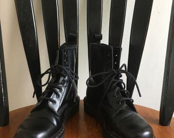All Black Doc Martens size 5 mens 6 womens