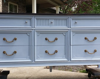 Customize a Media Console, Credenza, Console, Changing Table, Sideboard, Buffet, Dresser - THIS IS SOLD