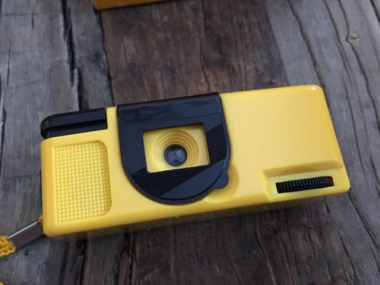 Retro dupont camera stren fishing line tackle box camera for Fishing line camera