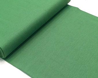 straight rib tubular fabrics bottle Green