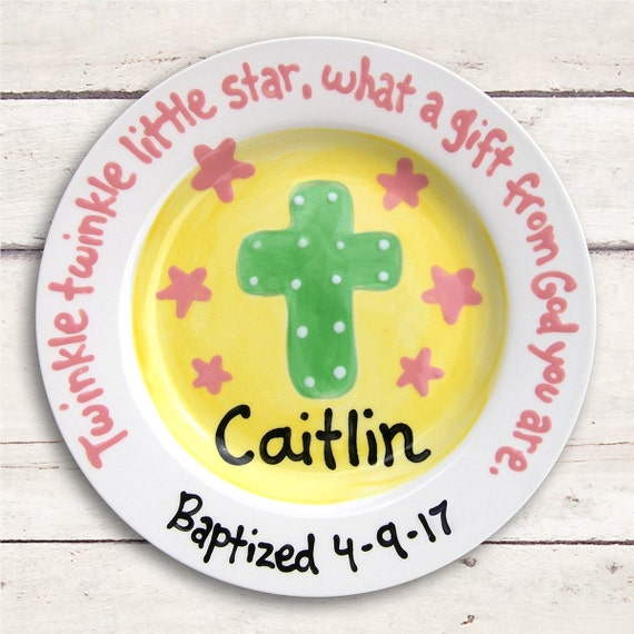 Personalized baby baptism gifts baptism gifts for godchild like this item negle