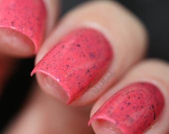 Princess Fluffybutt - 10 ml handmade nail polish