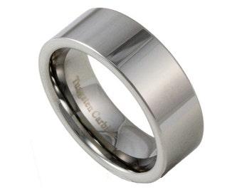 Tungsten Ring | Etsy