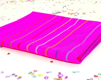 Tela mexicana, Colorful tribal fabric, Mexican party theme, Mexican traditional fabric, 5 de mayo decorations, Mexican table decorations.