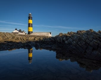 Fine Art Photography, Ireland, Lighthouse