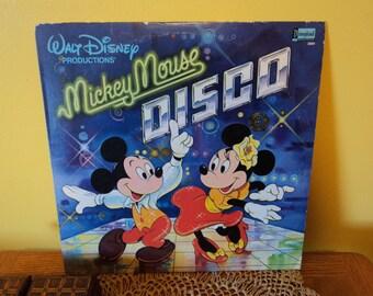 Mickey Mouse Disco  Walt Disney 1979