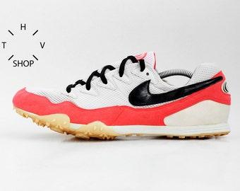 NOS 1996 Nike Zoom Eldoret sneakers / Track Field kicks / Retro Running Sports spikes / Unisex lightweight shoes / 90s