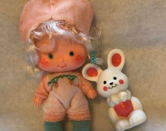 Apricot and Hopsalot Vintage Strawberry Shortcake