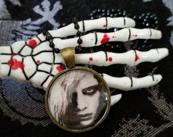 Night of the Living Dead necklace