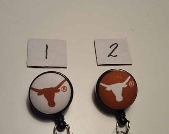 Texas Longhorns Badge Reel