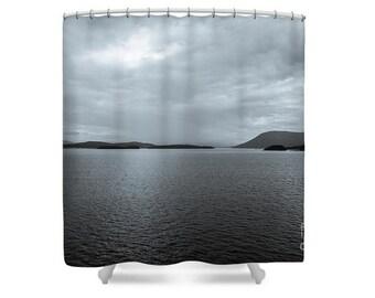 Mens Shower Curtain Etsy