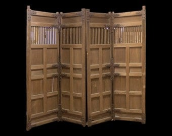 Japanese Temple Doors - FREE SHIPPING