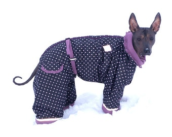 Small Dog Snowsuit Canada