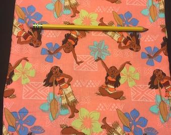 Disney's Moana Pencil Case, Coin Purse, Wristlet, Cosmetic Bag #287
