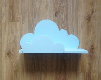 kids shelves,kids decor,shelf decor, cloud shelf