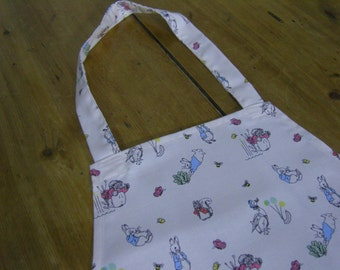 Beatrix Potter Fabric Children's Apron