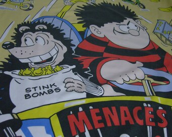 Dennis the Menace Single Duvet Cover