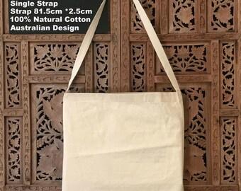 "Calico Bags Library Bag Tote Bag Calico Shoulder Bag H38cm*W31cm,(S3) Custom Calico Bags ""Customisation"""