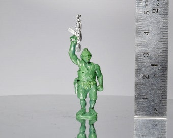 Insurgent with AK47 Miniature Figurine  - 1x Kneadatite Master Miniature Figurine