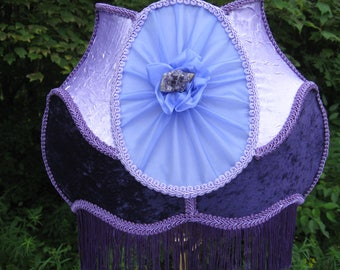 Victorian Angel inspired Lamp shade