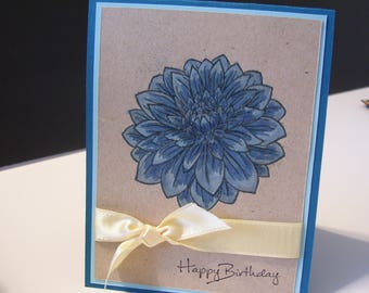 Happy Birthday - Fun Stampers Journey
