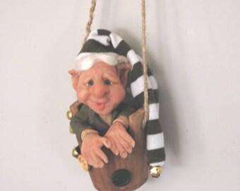"""Elf/Fairy/Handmade Fairy/""""Barnaby the Elf"""""""