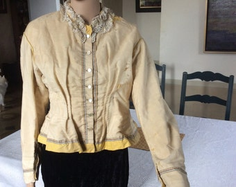 Edwardian ladies jacket