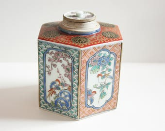 Antique 19th Century Chinese Porcelain Trinket