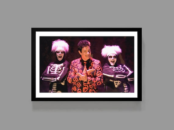 David Pumpkins Poster Print Snl Tom Hanks 100 Floors Of