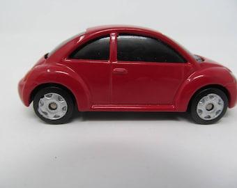 Volkswagen Beetle, Red