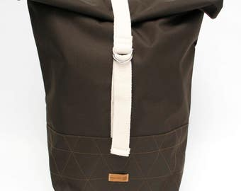 Rucksack   CLASSIC ALBERT S   brown