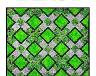 Blast  Quilt Pattern by Louanna Mary Quilt Designs
