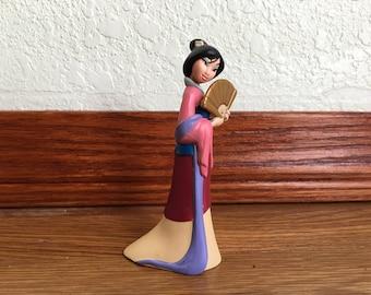 Disney Mulan pull,  kids room decor, decorative lighting, light pull, ceiling fan pull, lighting accessories
