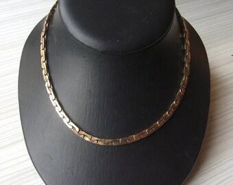 Vintage Retro Karu Designer Necklace
