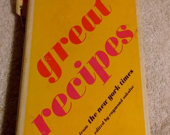 Great Recipes from the New York Times, 1973