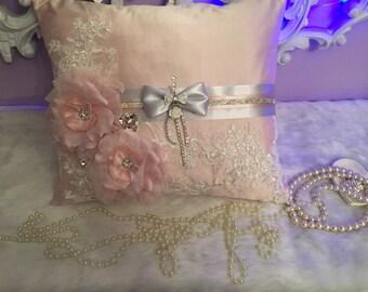 Quinceniera/ wedding pillow