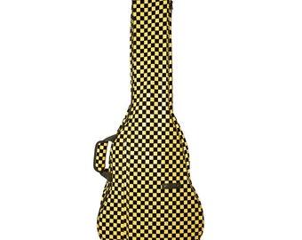 Beaumont Handmade NYC Yellow Guitar Case/Bag
