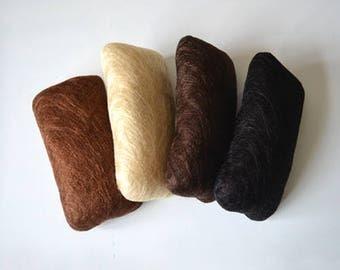 Synthetic Hair Padding
