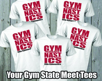 STATES Your Gym Tee