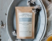 Bee Wrangler Tea | All Organic | Black Tea W/Bee Pollen + Maple | Winterwoods Tea Company Loose Leaf