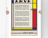 Literary Fine Art Print -...