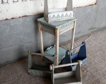 Vintage tool box,  1:12