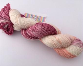 Desire Hand Dyed Superwash Merino/ Nylon Sock Yarn