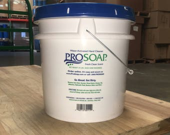24 lb (4.25 gal) Pail ProSoap Water Activated Hand Cleaner