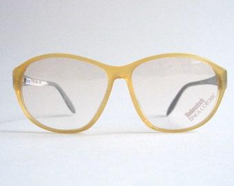Rodenstock vintage plastic eyeglasses frame. Made in Germany in the 80's.